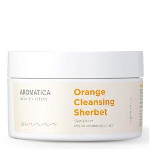 Очищающий щербет AROMATICA Orange Cleansing Shcherbet купить в Киеве Украина | All Face