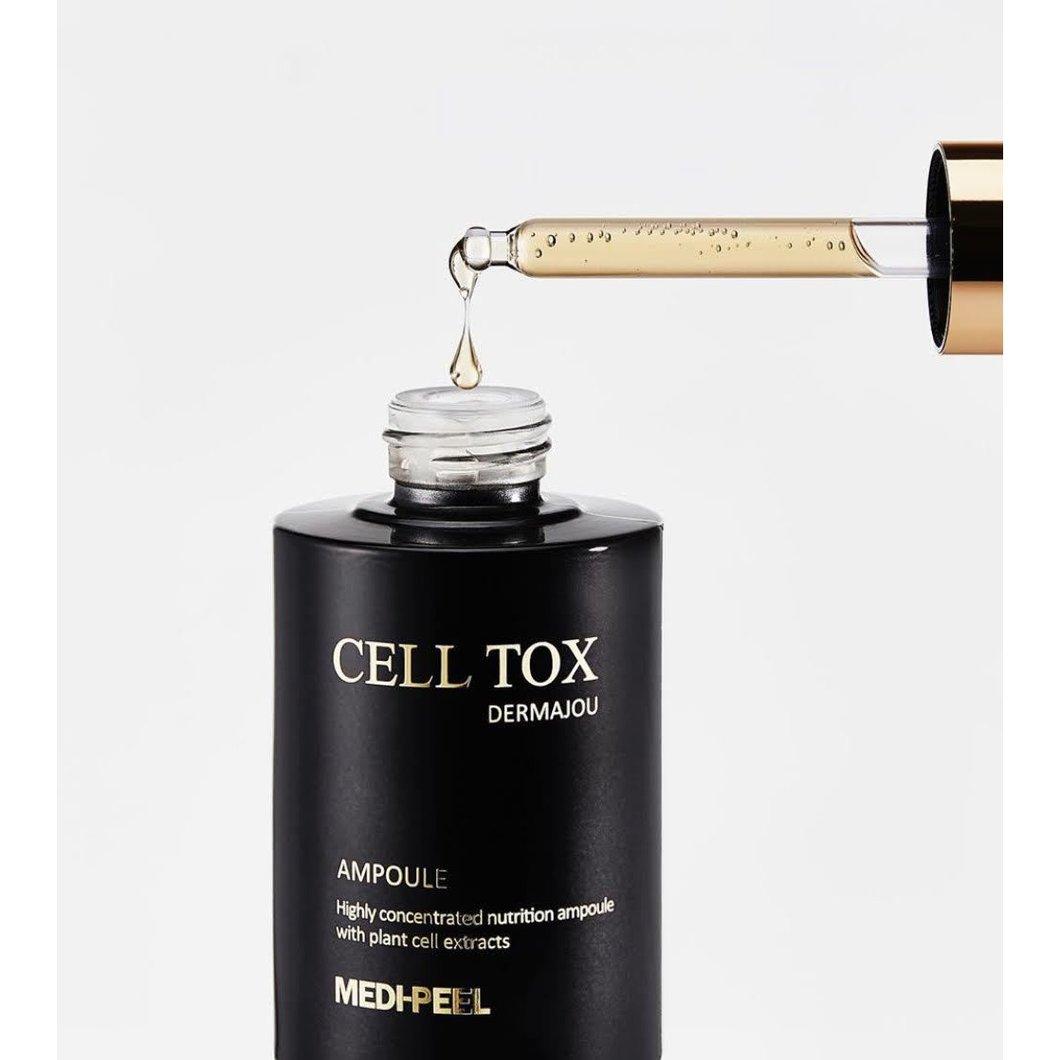 Ампульная сыворотка со стволовыми клетками Medi-peel Cell Tox Dermajou Ampoule