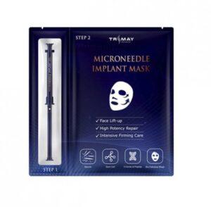 Омолаживающая маска с микроиглами Trimay Microneedle Implant Mask купить в магазине All Face Киев Украина