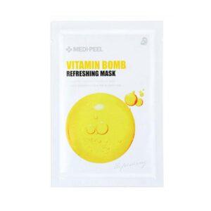 Osvezhayushhaya maska s vitaminnym kompleksom MEDI PEEL Vitamin Bomb