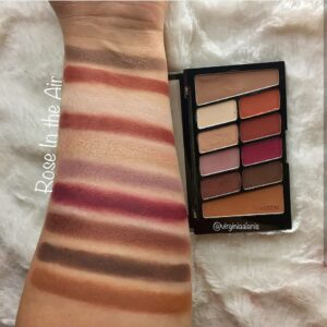 Paletka 10 tenej Wet n Wild Color Icon Eyeshadow 10 Pan Palette Rose in the Air 1
