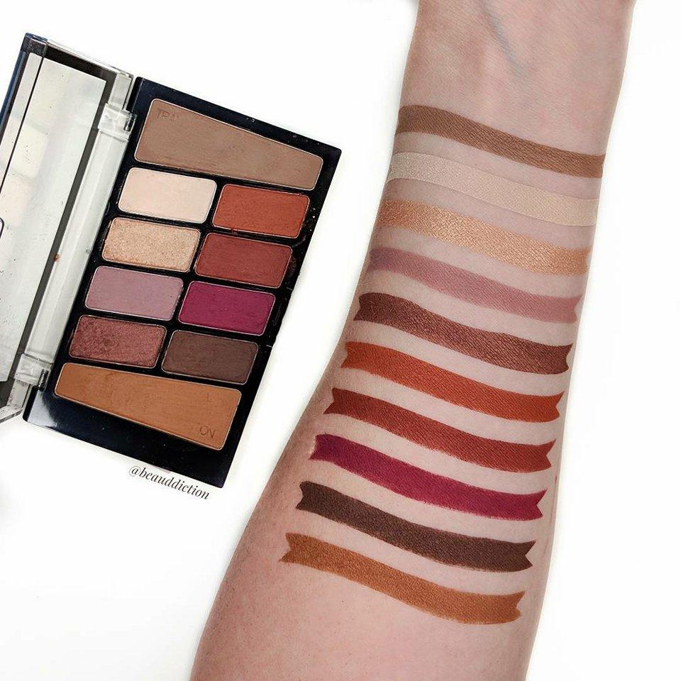 Wet n Wild Comfort Zone Color Icon Eyeshadow 10-Pan
