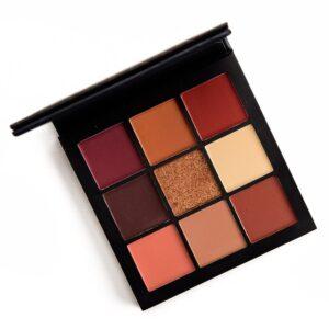 Paletka 9 tenej Huda Beauty Obsessions Palette Warm Brown 1