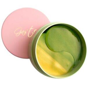 Патчи с центеллой Gaston Dual Function Golden Berry-Cica Hydro Gel Eye Patch купить в Киеве Украина | All Face
