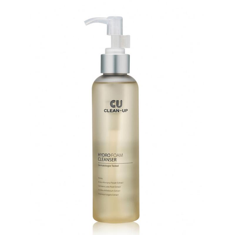 Пінка для чутливої шкіри CUSKIN Clean-Up Hydro Foam Cleanser