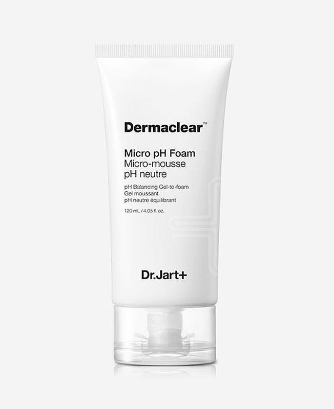 Пенка для умывания DR.JART+ Dermaclear Micro pH Foam