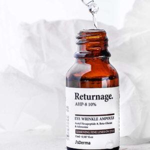 Peptidnaya syvorotka dlya vek JsDERMA Returnage Eye Wrinkle Ampoule 1