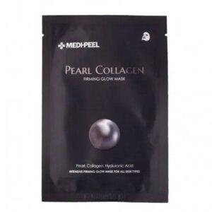 Razglazhivayushhaya maska s zhemchugom i kollagenom MEDI PEEL Pearl Collagen Mask