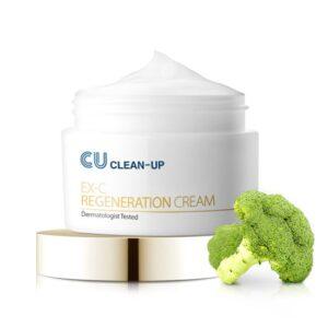 Регенерирующий крем для чувствительной кожи CUSKIN Clean-Up EX-C Regeneration Cream купить в Киеве Украина | All Face