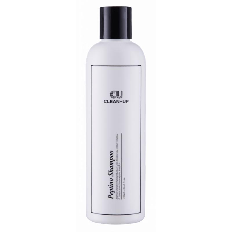 Шампунь для укрепления волос CUSKIN Clean-Up Peptino Shampoo