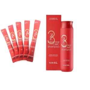 SHampun s keramidami Masil 3 Salon Hair CMC Shampoo