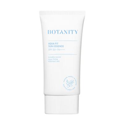 Легкая защитная увлажняющая эссенция BOTANITY Aqua Fit Sun Essence SPF 50