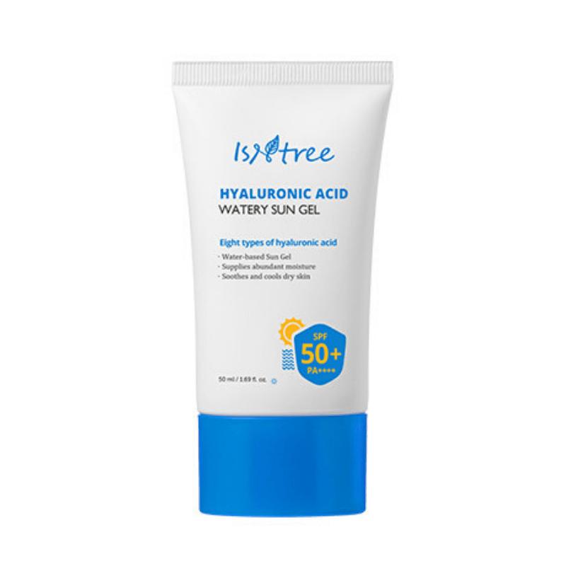 Солнцезащитный гель Isntree Hyaluronic Acid Watery Sun Gel SPF 50
