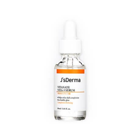 Серум з ніацинамідом JsDERMA Vitanate Vita-3 Serum