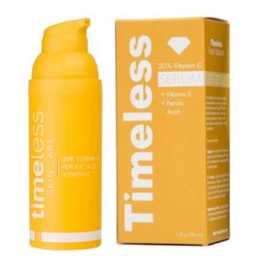 Syvorotka s vitaminom S Timeless 20 Vitamin C E Ferulic Acid Serum