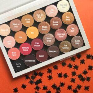 Teni Colourpop Pressed Powder Pigment Fortune Cookie 3