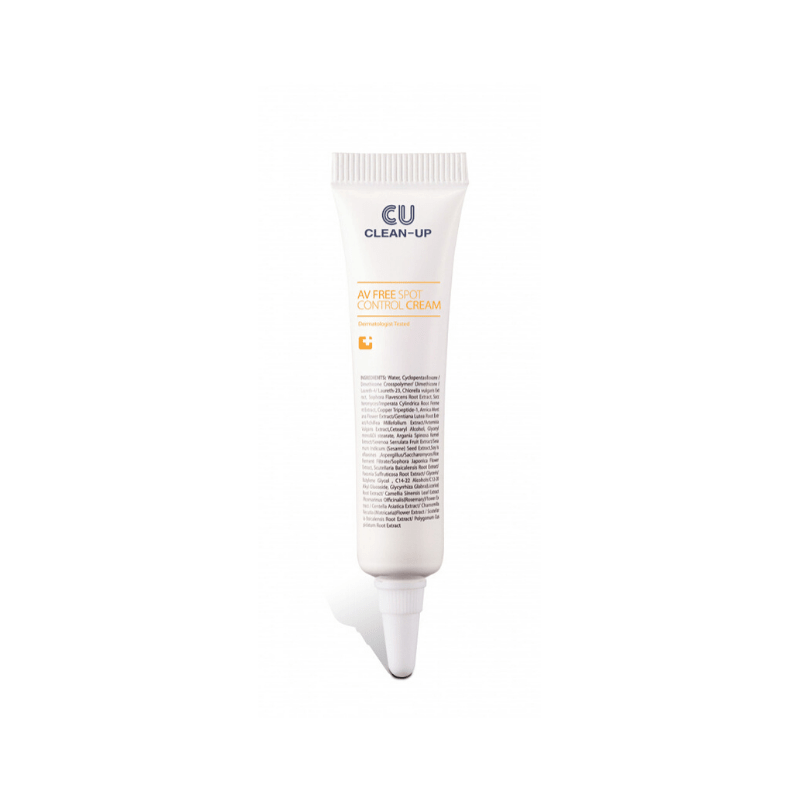 Точечный крем от воспалений CUSKIN AV Free Spot Control Cream