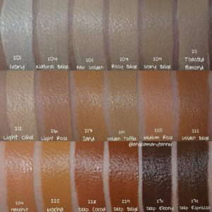 Tonalnaya osnova BH Cosmetics Naturally Flawless Foundation 1
