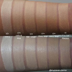 Tonalnaya osnova BH Cosmetics Naturally Flawless Foundation 4