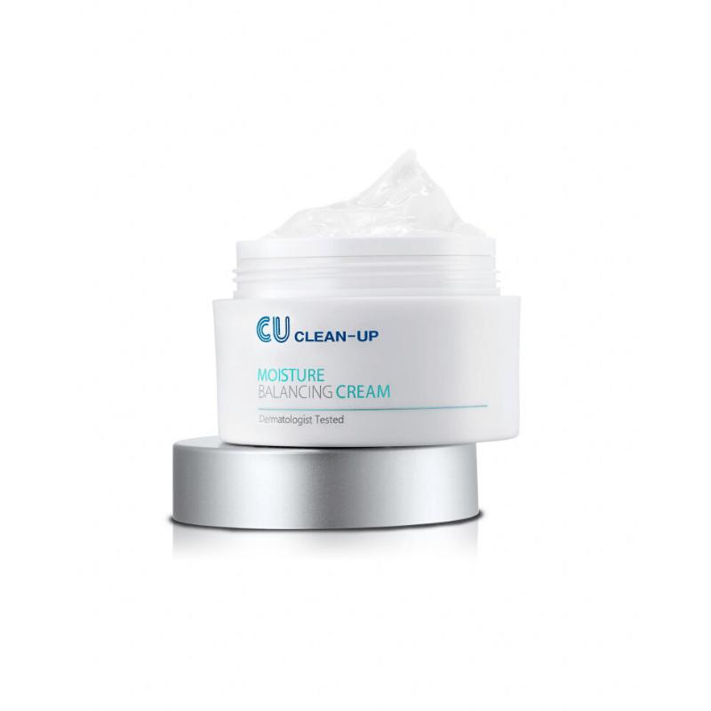 Ультра-зволожуючий крем CUSKIN Clean-Up Moisture Balancing Cream