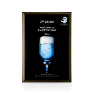 Ultrauvlazhnyayushhaya tkanevaya maska JMsolution Water Luminous S.O.S. Ringer Mask 2