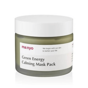 Uspokaivayushhaya glinyanaya maska Manyo Green Energy Calming Mask Pack