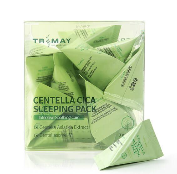 Заспокійлива нічна маска Trimay Centella Cica Sleeping Pack