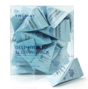 Увлажняющая ночная маска Trimay Deep Hydro Sleeping Pack купить в магазине All Face Киев Украина