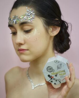 Uvlazhnyayushhie i osvetlyayushhie patchi dlya vek Gaston Shooting Star Crystal Eye Gel Patch 2