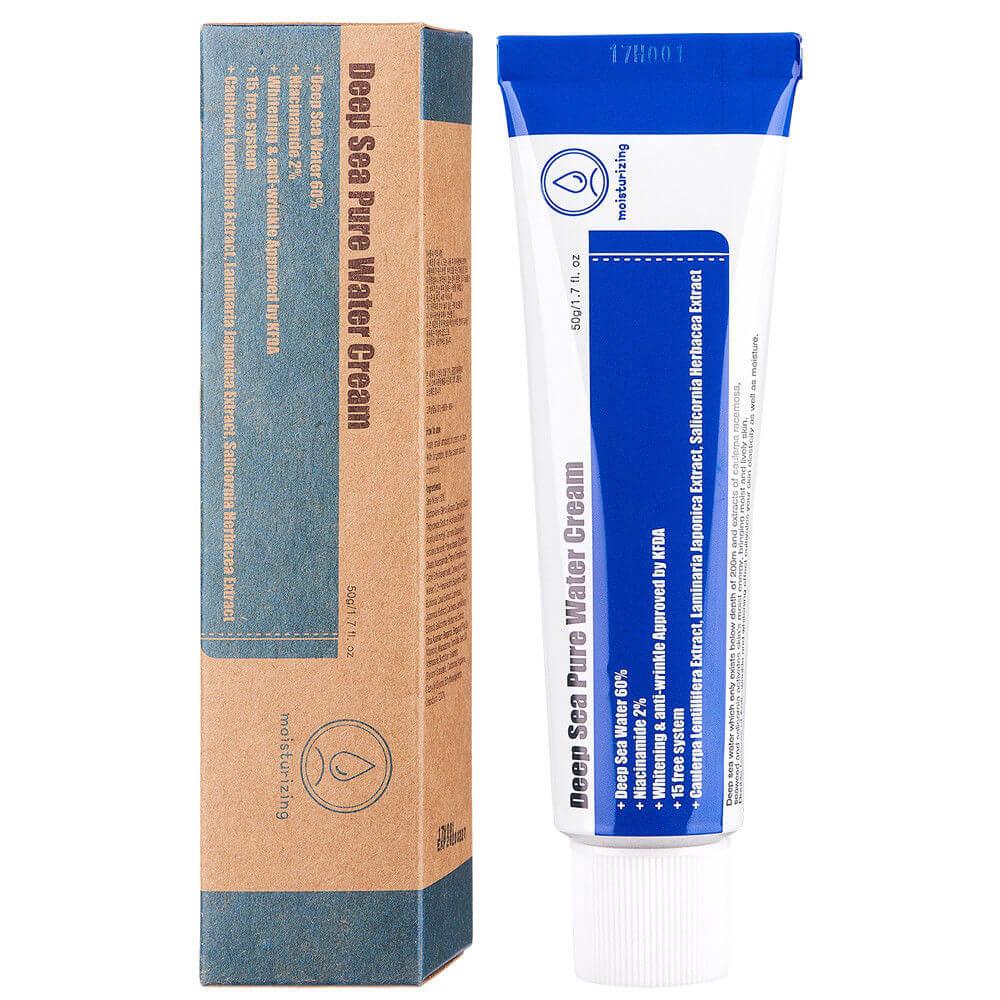 Увлажняющий крем для лица Purito Deep Sea Pure Water Cream