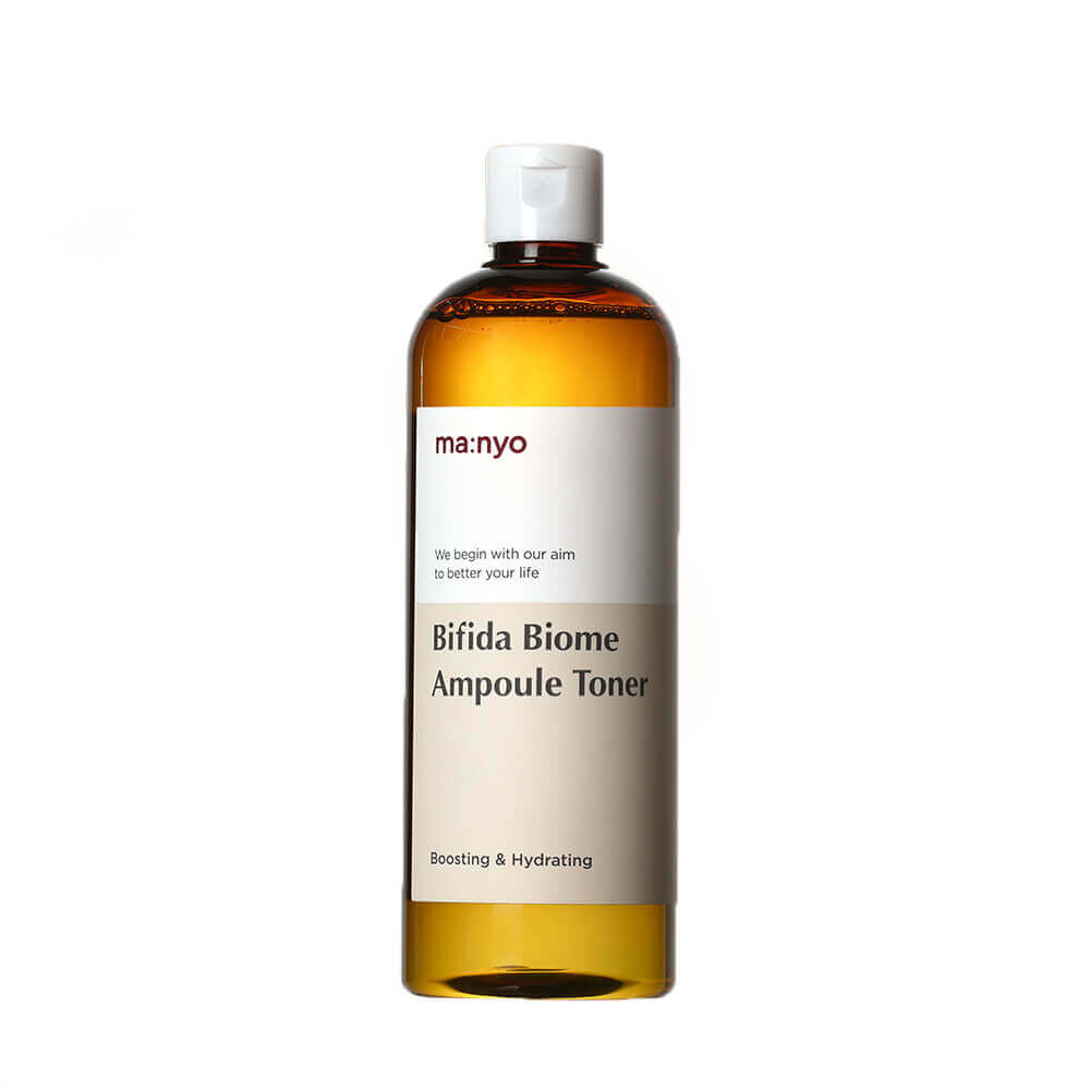 Тонер з біфідобактеріями Manyo Bifida Biome Ampoule Toner