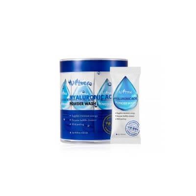 Мягкая энзимная пудра Isntree Hyaluronic Acid Powder Wash