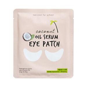 Гидрогелевые патчи Too Cool for School Coconut Oil Serum Eye Patch купить в Киеве Украина   All Face