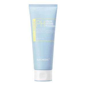 Гель для умывания с азуленом и керамидами SUR.MEDIC+ Azulene Soothing pH Cleanser купить в Киеве Украина | All Face
