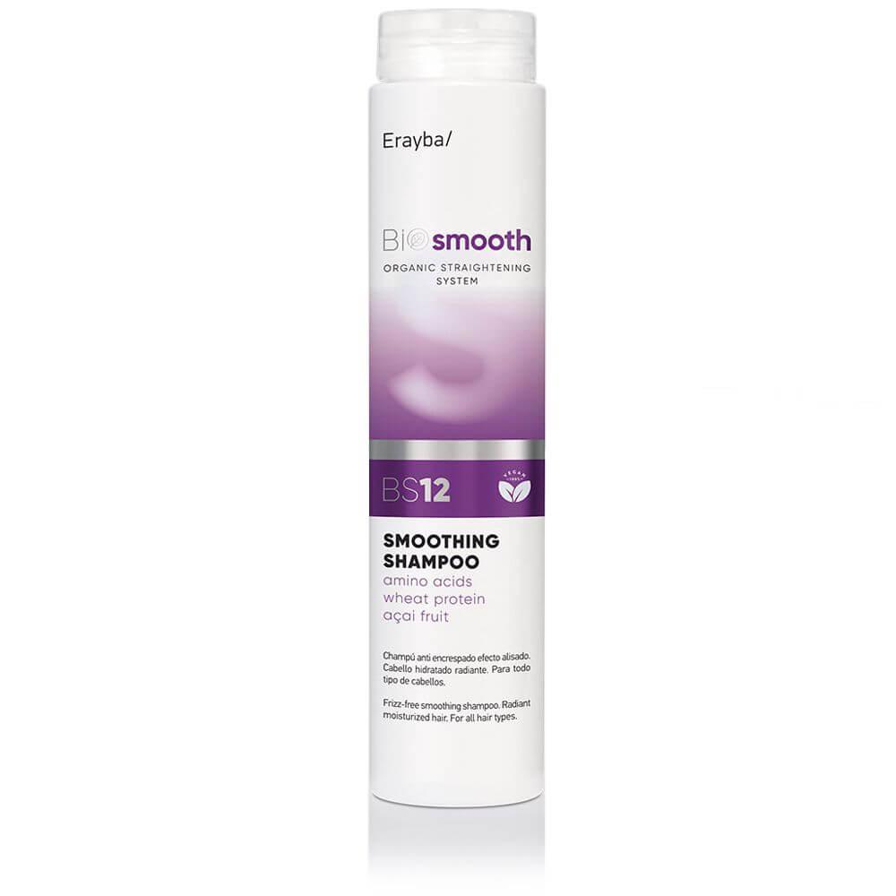 Шампунь от пушистых волос Erayba Bio Smooth Smoothing Shampoo BS12