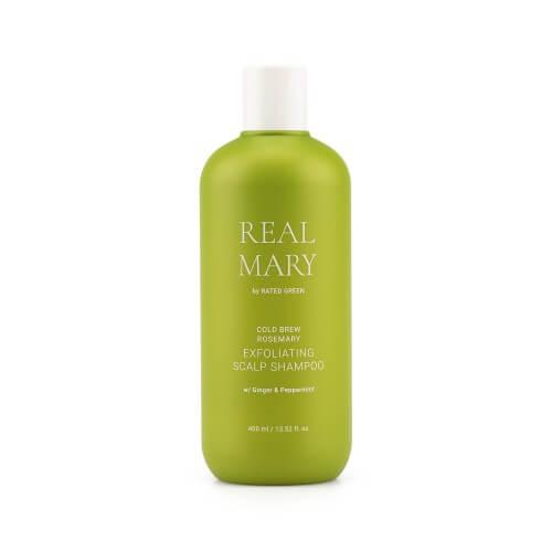 Шампунь глибоко очищуючий Rated Green Real Mary Exfoliating Scalp Shampoo