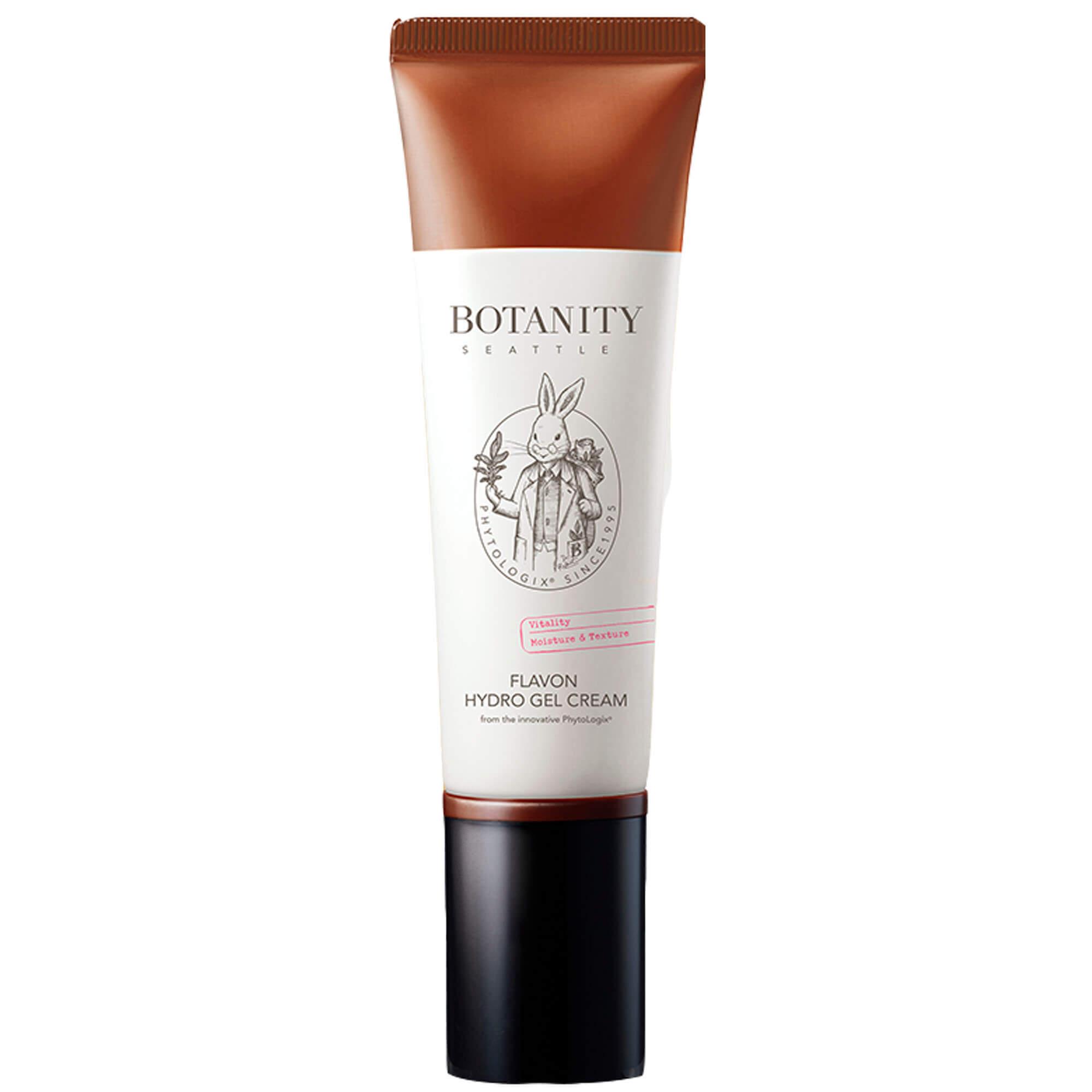 Заспокійливий крем-гель Botanity Flavon Hydro Gel Cream