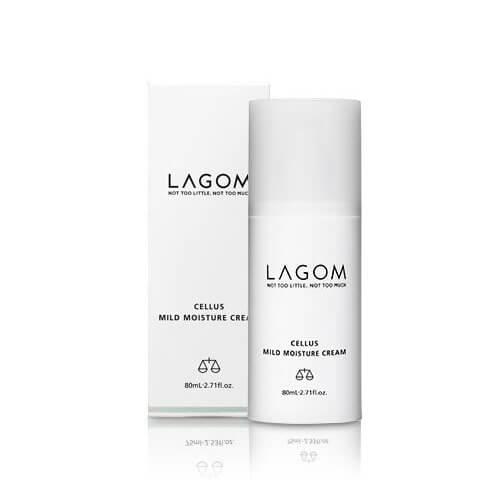 Зволожуючий крем LAGOM Cellus Mild Moisture Cream