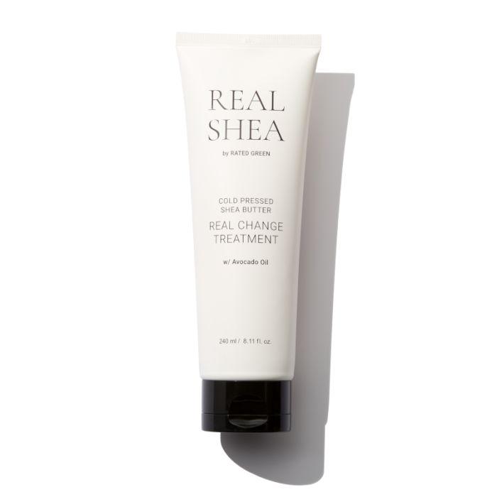 Маска для волос с маслом ши Rated Green Real Shea Real Change Treatment