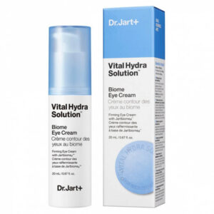 Увлажняющий крем для глаз с пробиотиками DR. JART+ Vital Hydra Solution Biome eye cream купить в Киеве Украина | All Face